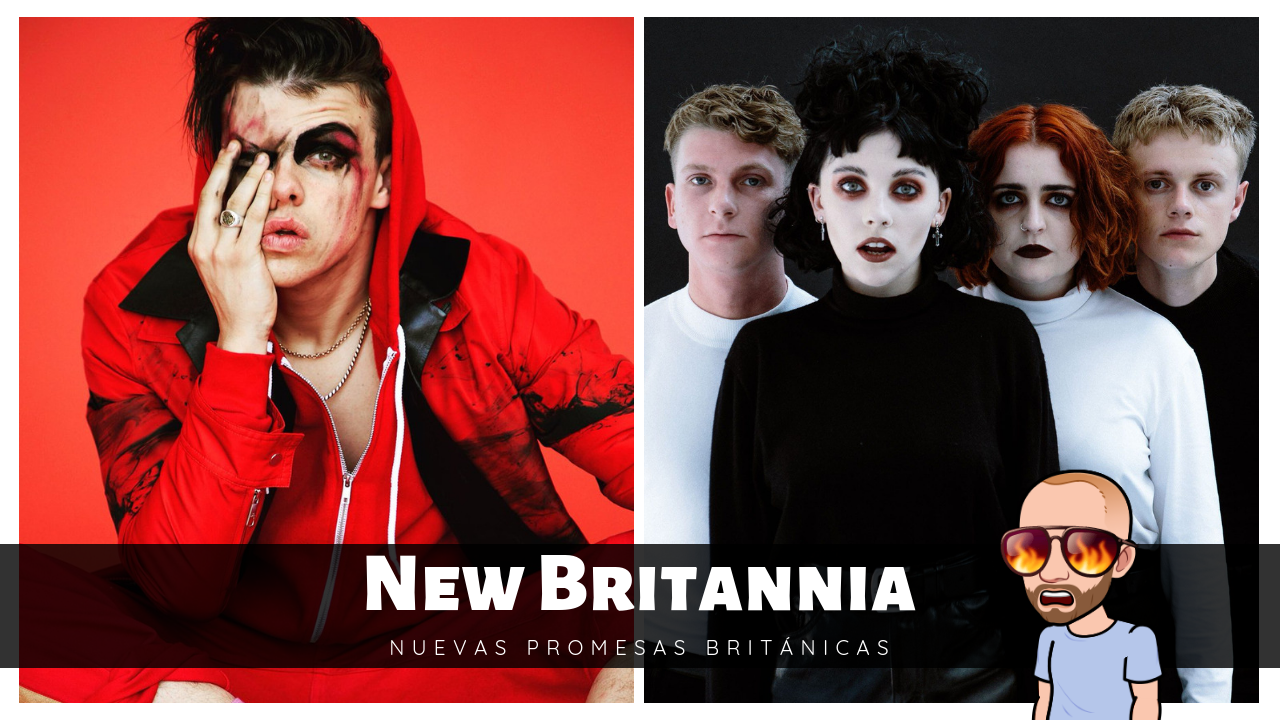 New Britannia 02: Yungblud y Pale Waves